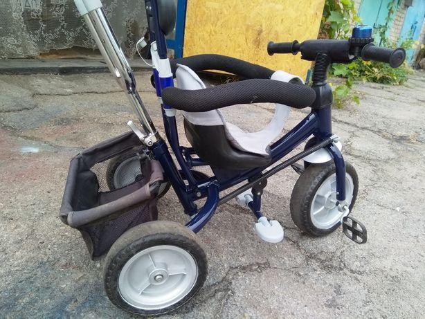 Срочно!!! Трёхколёсный велосипед LEXUS Trike
