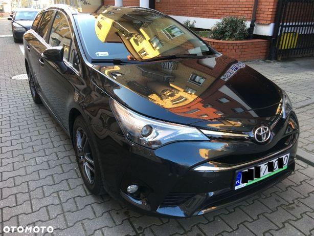 Toyota Avensis Jak Nowa 1.8VVTI Automat Salonowa Bezwypadkowa Bi Ksenon Led Kamera