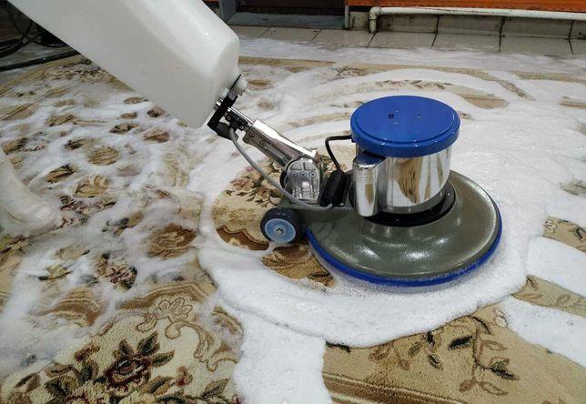 Стирка ковров, химчистка, мойка 80грн/кв.м.