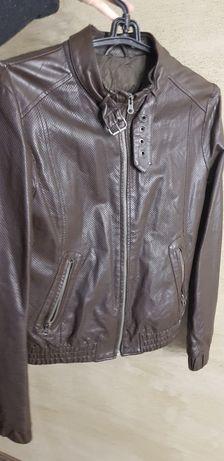 Куртка з еко шкіри розмір s