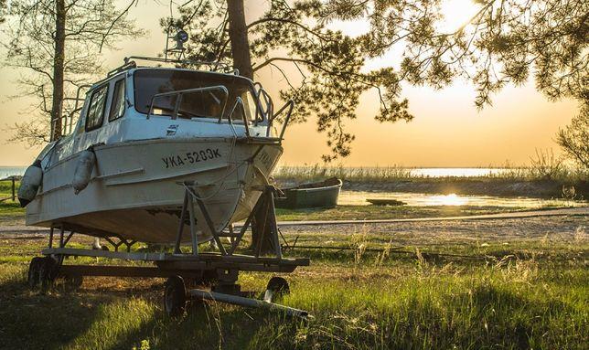 Рыбалка на Киевском море