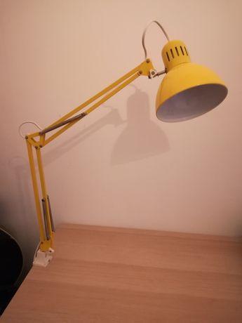 Candeeiro de Mesa Amarelo Tertial Ikea
