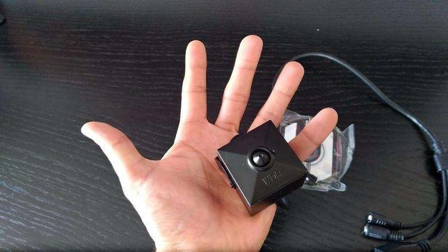 camera IP mini 1080P wifi wireless HD oculta minuscula camara com fios
