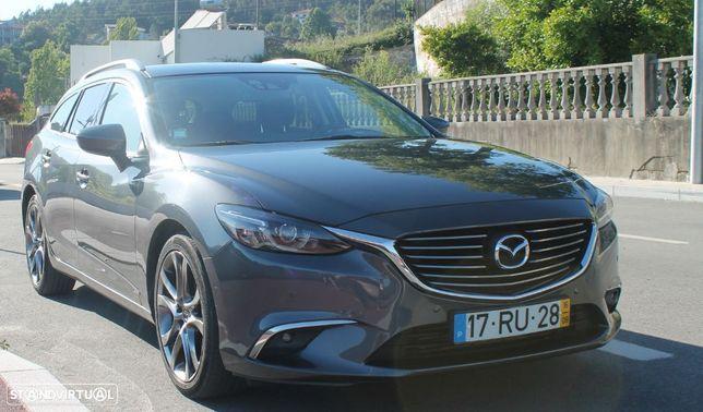 Mazda 6 M6 SW 2.2 SKY-D Excellence Navi