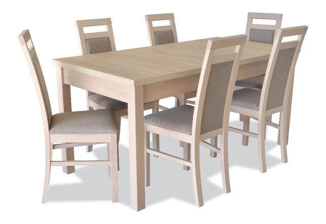 Zestaw do jadalni Z36 - stół + 6 krzeseł