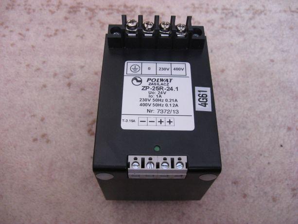 Zasilacz stabilizowany 230/400VAV - 24VDC/1A (Polwat)