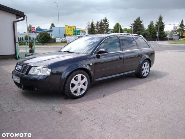 Audi S6 Audi S6 Niski Przebieg!