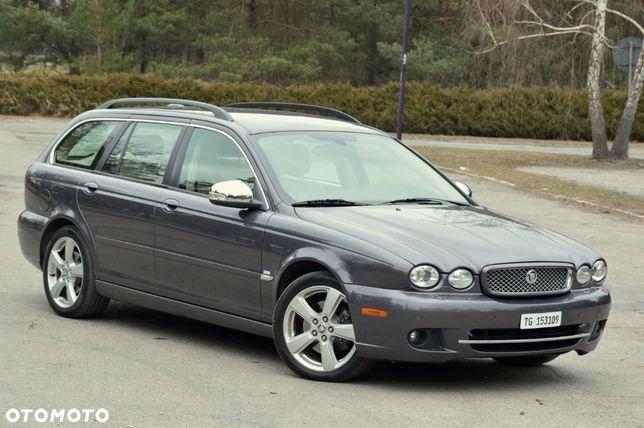 Jaguar X-Type 3.0 Sovereign 4x4 Ze Szwajcarii Serwis Aso