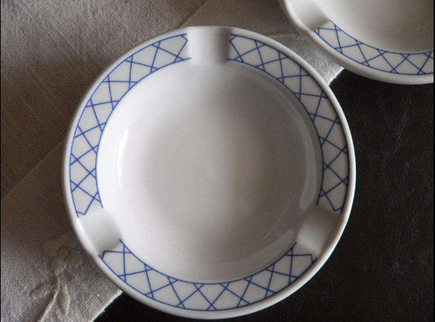 Cinzeiros antigos porcelana Coimbra