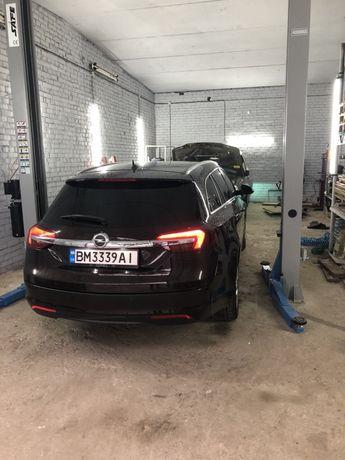 СТО автосервис ремонт авто замена масла ремонт подвески