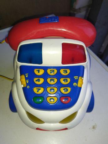 Телефон игрушка Чикко