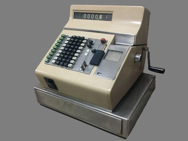 Caixa registadora HUGIN (1979)