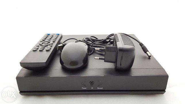 nvr gravador 8 cameras canais 1080p HD video vigilancia internet onvif