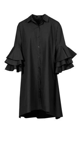 Vestido camiseiro Ferrache