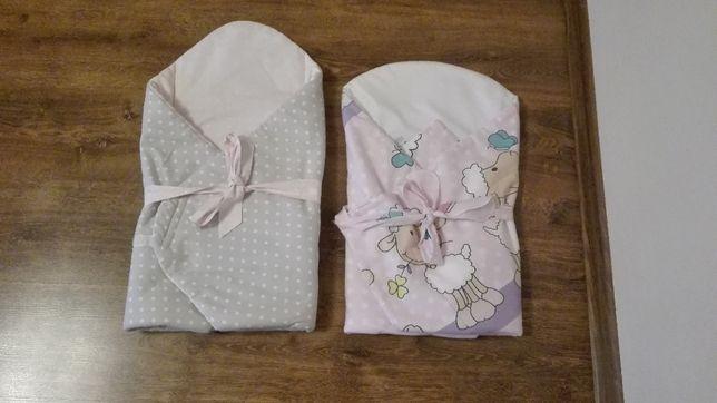 Sprzedam używane rożki dla niemowlęcia dwie sztuki