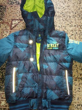 Куртка осенняя для мальчика