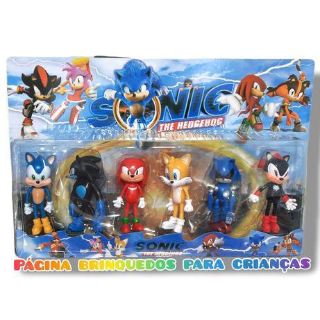 Pack Sonic the hedgehog Para entrega imediata