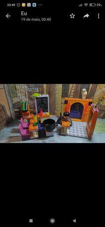 Lego Harry Potter 4721 Hogwarts 2001 Filosofal Pedra
