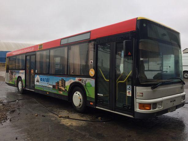 Автобус MAN A21