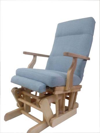 Rewelacyjny fotel bujany , fotel pływający . na Prezent