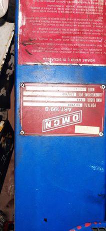 Elevador auto OMCN fuso