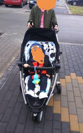 Wózek quinny zapp+ folia i parasolka Quinny