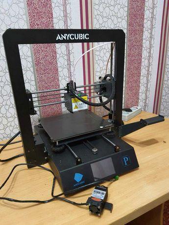 3D принтер с лазером