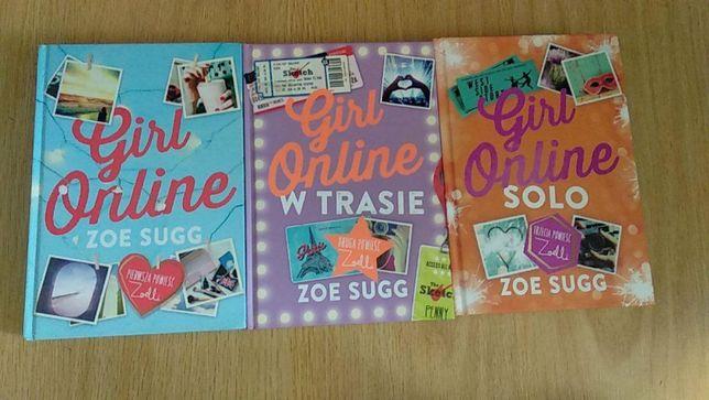 Zoe Sugg - Girl Online 1-3