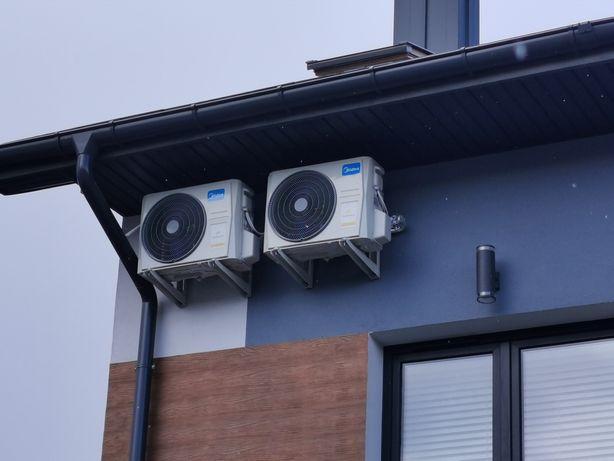 Klimatyzacja 3,5kW WiFi z montażem klimatyzacja CH Gree