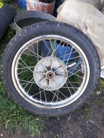 Колесо на мотоцикл иж