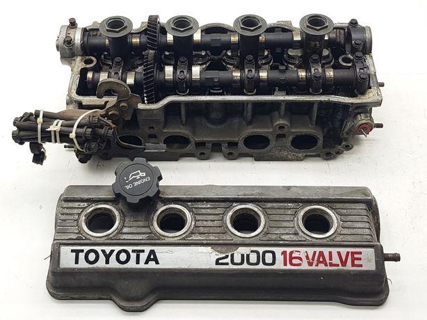 ГБЦ Toyota Тойота двигатель 3S / 2.0 / 16кл.