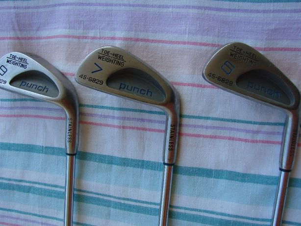 Punch kij golfowy iron 5