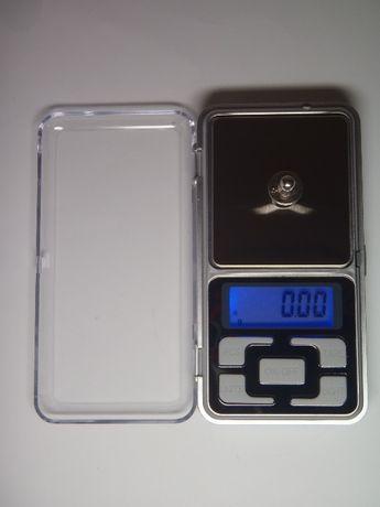 Весы карманные, ювелирные точность 0,01 грамма до 200 грамм