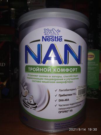 Nestle NAN детское питание