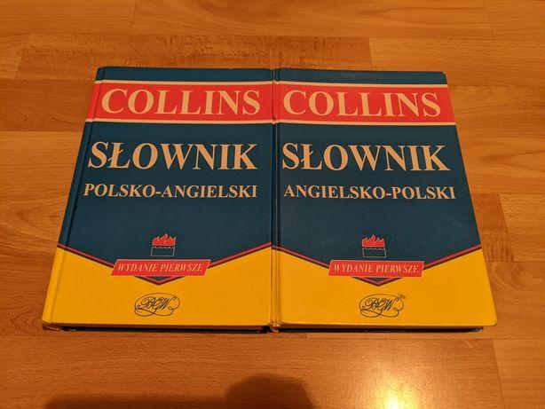 Słowniki Collins polsko-angielski, angielsko-polski