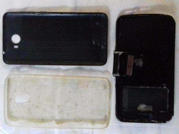 3 capas usadas para telemóvel Huawei CUN-L01