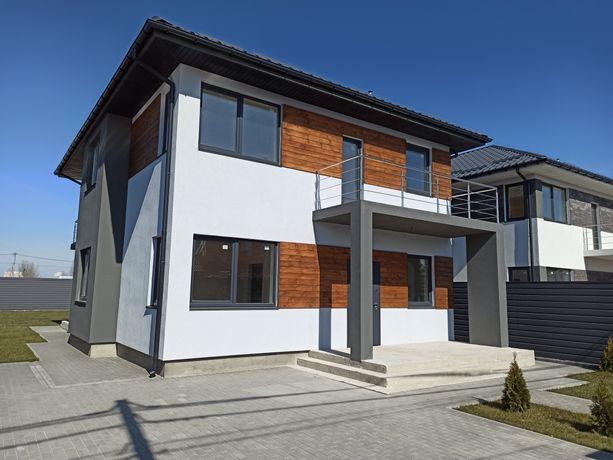 Продам дом 205м2+5,5 соток Киев, метро Васильковская, ЖК Паркленд