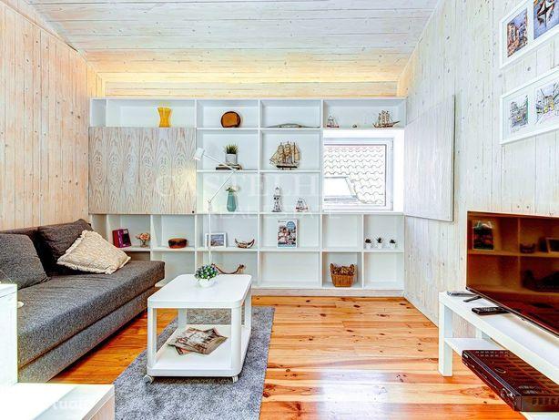 Dois apartamentos T0+1 totalmente remodelados Alfama
