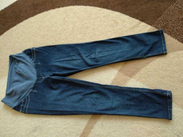 Spodnie/Jeansy ciążowe- dwie pary