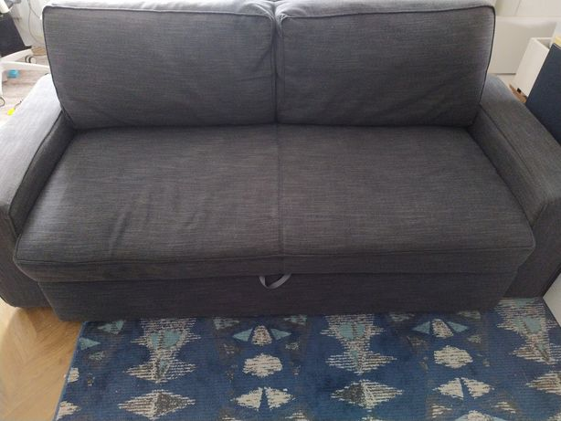 ikea vilasund sofa z funkcja spania
