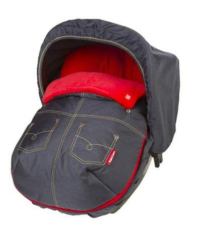 Forra,Saco mini de inverno+capota TUCTUC , opção com a bolsa passeio.