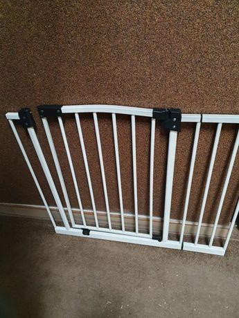Bramka zabezpieczajaca ochronna rozporowa 72-102cm