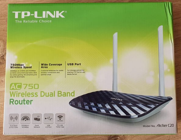 Router TP-LINK  AC750