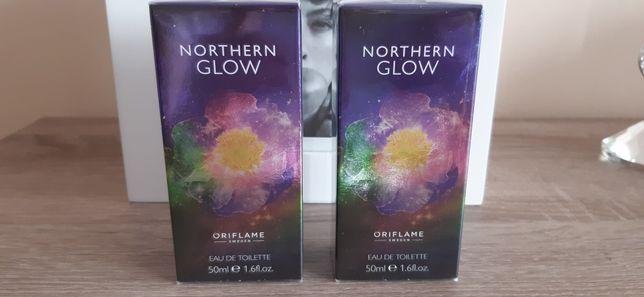 Woda toaletowa Northern Glow Oriflame dostępne 2 sztuki