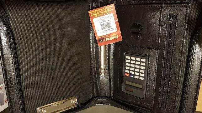 Aktówka z kalkulatorem JanPol