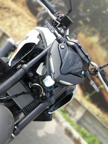 Мотоцикл Yamaha mt 03, мотик ямаха мт03, стритбайк