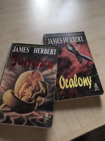 James Herbert, Ocalony, Jonasz