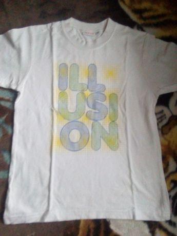 Koszulka chłopięca rozm 128