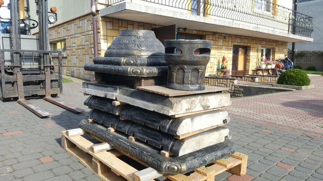Gril ogrodowy betonowy