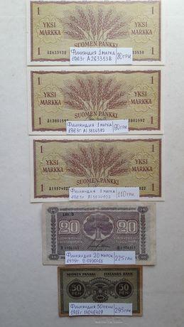 Банкноты Скандинавских стран